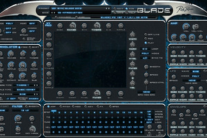 Music Radar review : Rob Papen Blade