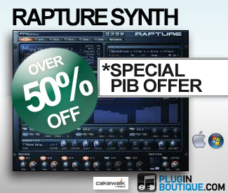 Rapture 52% off