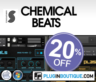 Samplephonics Chemical Beats Bundle Sale