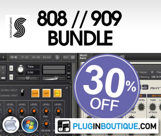 Samplephonics 808 909 Bundle Sale