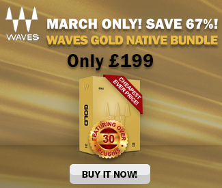 Waves Gold Bundle