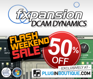Fxpansion DCAM Dynamics Exclusive Flash Sale