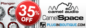 Camel Audio's CamelSpace