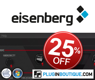 Throughout November Eisenberg software will be 25% off!