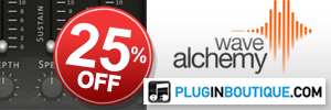 Wave Alchemy Kontakt Instruments Christmas Sale