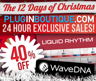 WaveDNA Liquid Rhythm 24 Hour Flash Sale