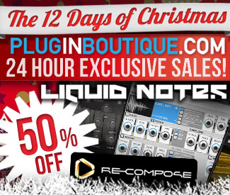 ReCompose Liquid Notes 50% off Exclusive Christmas Sale