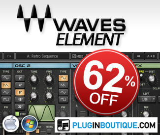 Waves Element 62% Sale