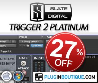 Slate Digital 27% off Sale