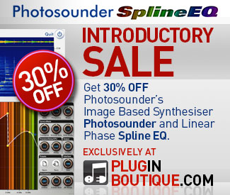 Photosounder 30% off Sale