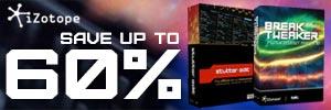 iZotope BreakTweaker Sale