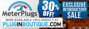 Meter Plugs Exclusive Introductory Sale
