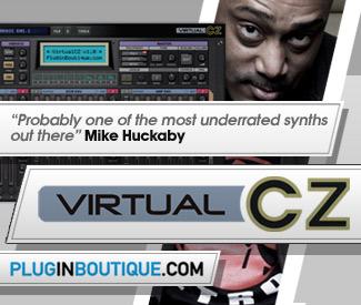 VirtualCZ Artist Banners