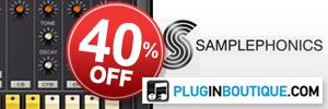 Samplephonics Kontakt Instruments Spring Sale