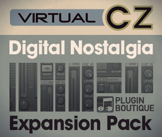 VirtualCZ Expansion Pack: Digital Nostalgia