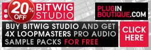 Bitwig Studio 1st Birthday Promo