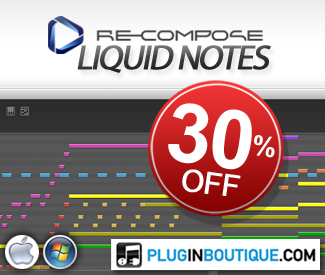 Recompose Liquid Notes 30% Sale