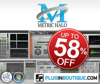 Metric Halo 58% Sale