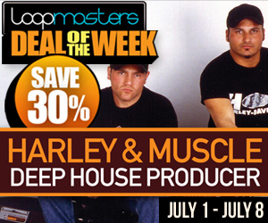300 x 250 lm deal of the week harley   muscle
