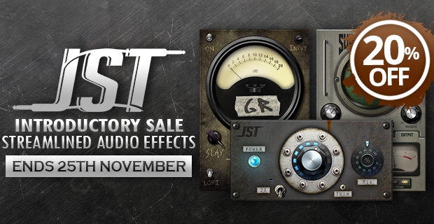 JST Introductory Sale