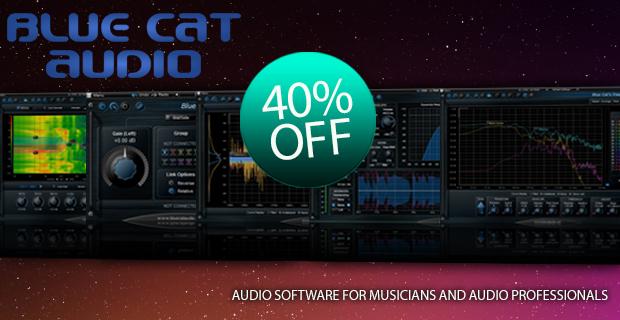 Bluecat audio 40 bf sale 2015