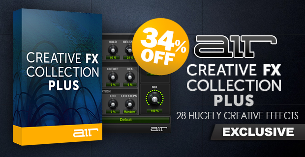AIR Creative FX Collection Plus Exclusive Sale