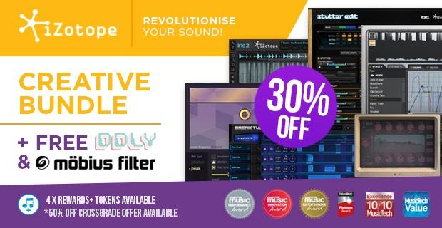 620x320 izotope creative bundle pluginboutique