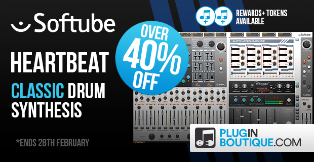 Softube Heartbeat Sale