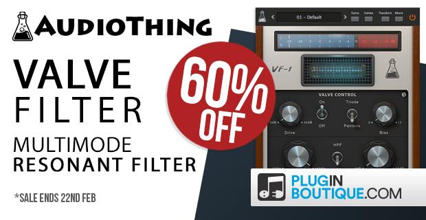 AudioThing ValveFilter Sale