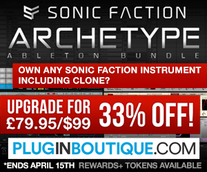 300 x 250 pib sonic faction archetype bundle pluginboutique