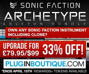 300 x 250 pib sonic faction archetype bundle pluginboutique