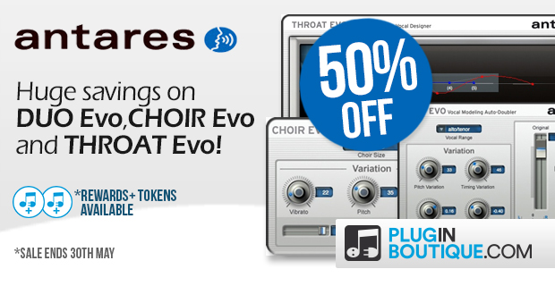 Antares Duo, Choir and Throat Sale