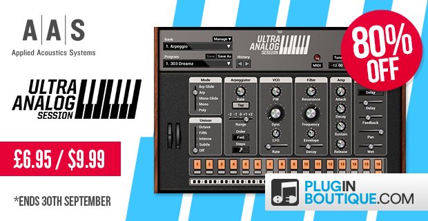 AAS Ultra Analog Session Sale (Exclusive)