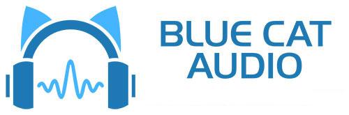 Bluecataudio banner