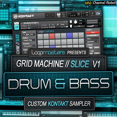 Grid Machine Slice - DnB