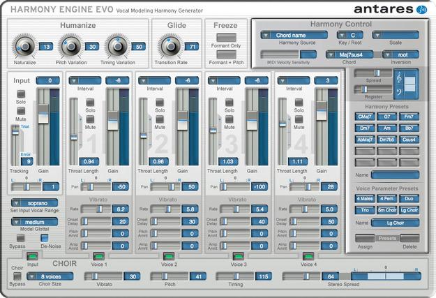 Auto Tune Vocal Studio - TDM