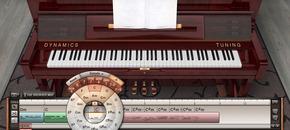 Upright piano 1