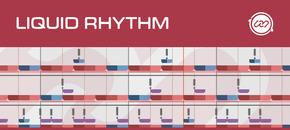 Liquid rhythm creative width 1