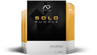 Addictive Drums 2: Solo Bundle