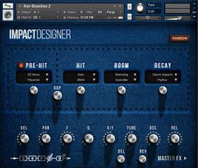 Impact Designer Cinematic Slam Creator