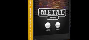 Metal amps ezmixpack
