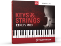 EZkeys Keys & Strings MIDI Pack
