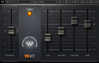 W43 Noise Reduction Plugin