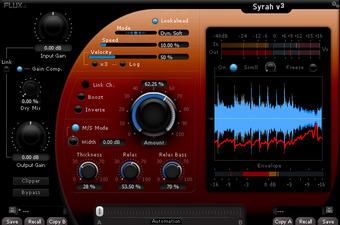 Syrah v3 + AAX DSP