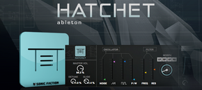 Hatchet ableton 500x225