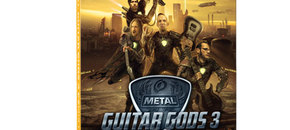Metal guitar gods