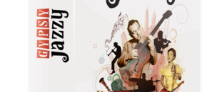 Gypsy jazzy box