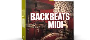 Backbeats midi1