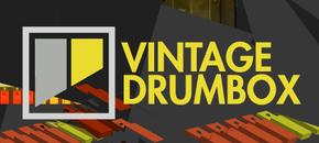 Vintage drumbox pluginboutique