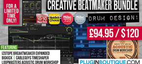 620 pib creative beatmaker bundle